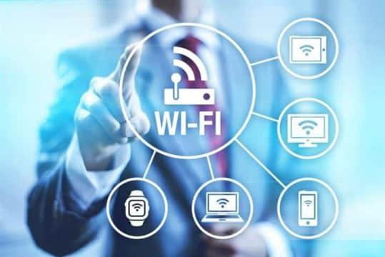 Rede Wi-Fi